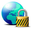 Secure Internet Padlock - internet surfing protection