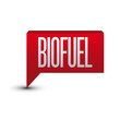 Renewable Biofuel speech bubble