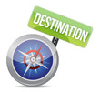 compass destination guidance
