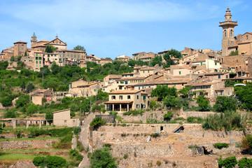 Stadt Petra Mallorca