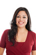 Beautiful Hispanic woman portrait