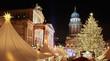 Christmas market in Gendarmenmarkt, Berlin - 49490970