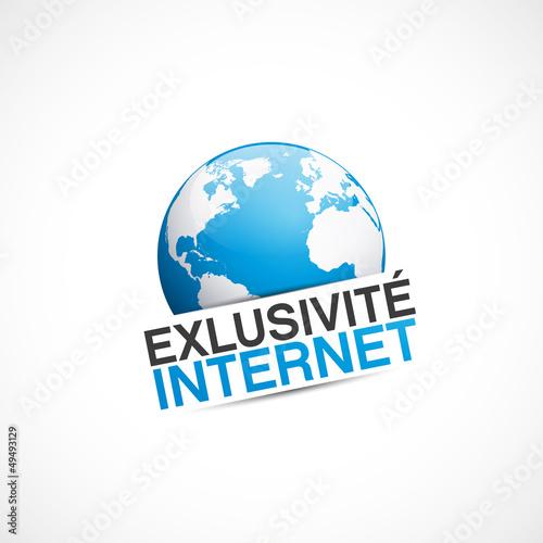 exclusivité internet