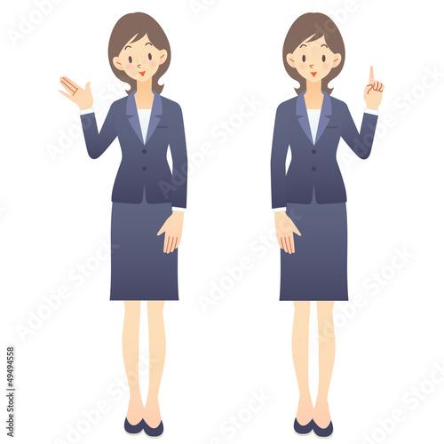 会社員 女性 OL
