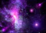 galaxy in a free space - Fine Art prints