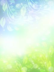 葉 空 背景 風景