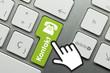 Kontakt tastatur finger