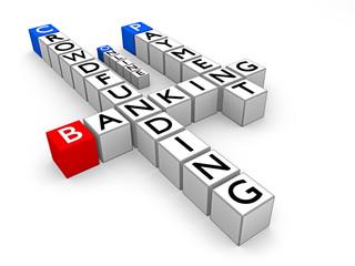 Geschäftsidee, Finanzierung, Geldbeschaffung - 3D