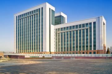 Ministry of finance of republic of Uzbekistan