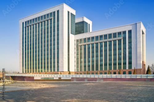 Ministry of finance of republic of Uzbekistan