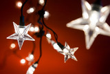 star shaped christmas lights