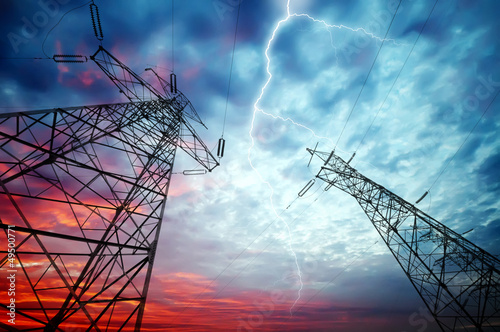 Electricity Towers - 49500771