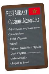 Restaurant - Cuisine Marocaine