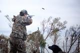 Shooting At Ducks