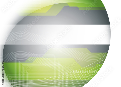 digital graphic backdrop