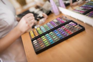 Make up salon
