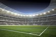 Stadion mit Blick von der Ecke - 49504978