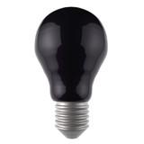 black light bulb 3d poster