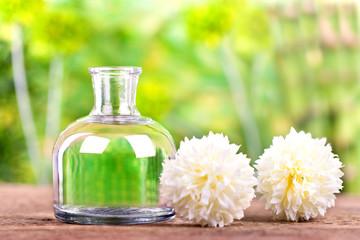 Wellnesskonzept - Aromatherapie