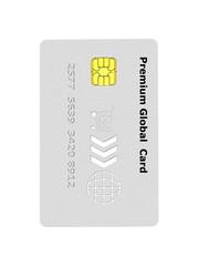 Carta di credito - Shopping card