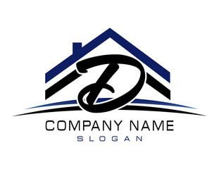 D house logo