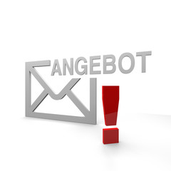 angebot, mail, business, b2b,