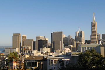 View of San Francisco Downtown 2