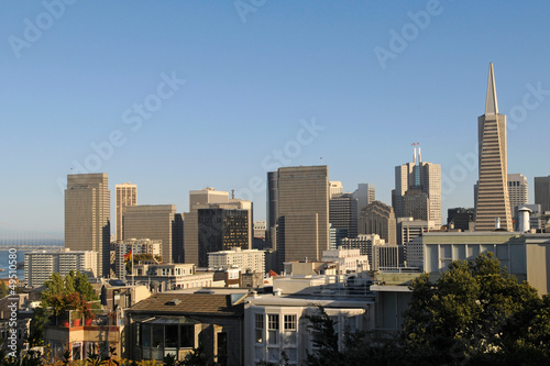 View of San Francisco Downtown 2