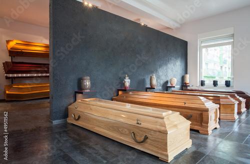 Zdjęcia na płótnie, fototapety, obrazy : Funeral home