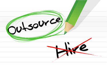 Choosing to Outsource instead of hiring