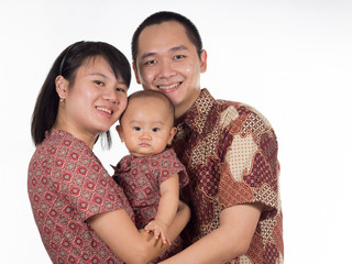 Young Family Batik