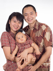 Batik Group Portrait