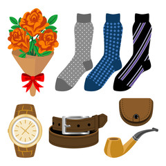 Socks and Accessories-Father's Day gift