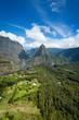 Habitations au coeur du cirque de Mafate - Réunion