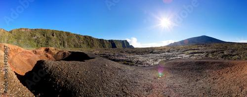 Cratère Formica Leo - Piton de la Fournaise