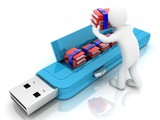 3D people - USB