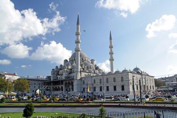 Yeni Valide Camii, Eminönü, Sirkeci, İstanbul Türkiye
