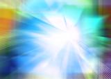 digital blur abstract