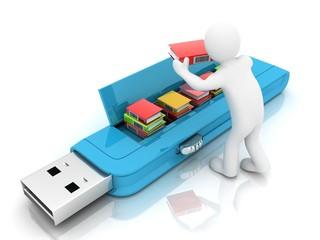 3D people - USB