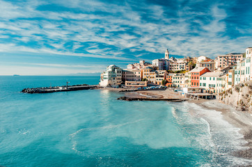 View of Bogliasco