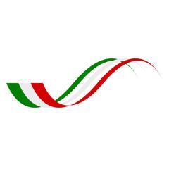 Nastro  Tricolore Italy