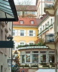 Gernsbacher Street in Baden-Baden
