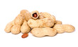 pile of monkey nuts cut out