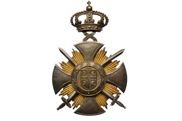 Serbian medal for bravery