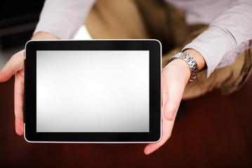Tablet Computer Display