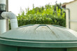 green rainwater recuperator