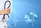Fototapeta opieka - szpital - Służba Zdrowia