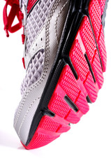 Sports shoes isolated