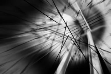 dark speed abstract