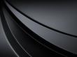 Elegant metallic background with curve lines